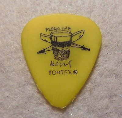 GUITAR PICK   Dennis Casey  - Flogging Molly Tour Issue Stage Used guitar pick