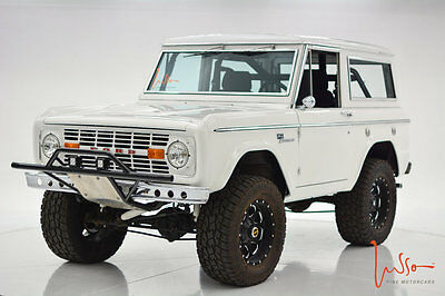 1974 Ford Bronco  1974 Ford Bronco 302 /3 Speed/ Super Clean!!