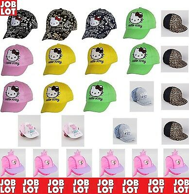 JOB LOT 25X BOYS/GIRLS FASHION CAPS (Royal Mail Signed For®)