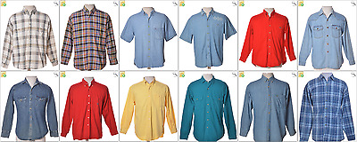 JOB LOT OF 17 MIXED VINTAGE SHIRTS - Mix of Era's, styles and sizes (21237)*