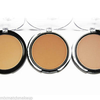 Cover Shoot Super-Fine Pressed Powder Compact - 10g, Various Shades Available