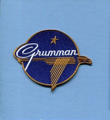 EARLY GRUMMAN IRONWORKS AIRCRAFT COMPANY NAVY USAF USMC Factory Squadron Patch