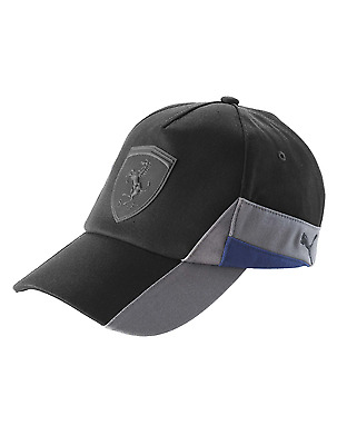NEW Official Ferrari Lifestyle Cap [Black]