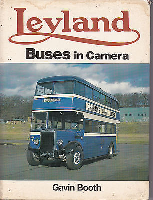 Leyland Buses In Camera
