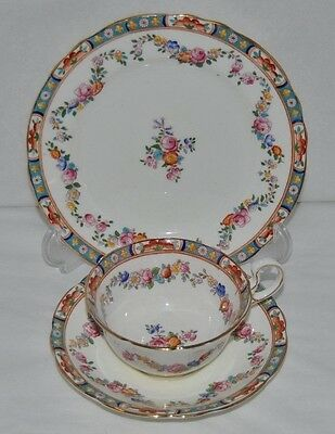 Outstanding Very Rare, Circa 1905-1925 Aynsley, Bone China Tea Cup and Saucer