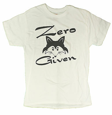 Men's Zero Fox Given Funny Play On Words T-Shirt