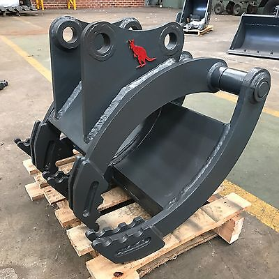 5T Mechanical Grab to suit 5 ton Excavator