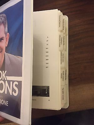 Grant Cardone Playbook To Millions/ Rebuttal Manual/ Mastering Objections Black