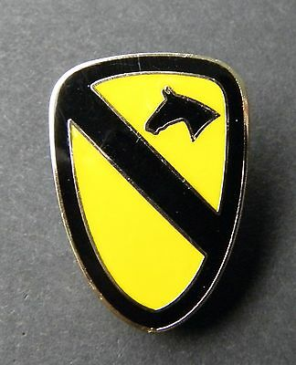 Us Army 1St Cavalry Division Emblem Lapel Pin Badge 1 Inches