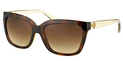 NWT Michael Kors Gradient Sandestin MK6016-305413-54 Brown Butterfly Sunglass