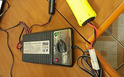 Riko 7.2v nicad charger 30min timer and trickle charger.