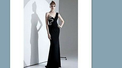 Alex Perry Marcella dress gown. Size 8. Brand New With Tags. Black. RRP $1,099