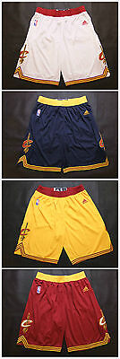 New Cleveland Cavaliers Shorts 5Colors Size: S-XXL