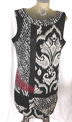 Desigual   Dress, Size 44 fit 14-16   NEW RRP $250.00