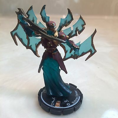 Very Rare Mage Knight Solonavi Striker Manufacture Defect With Upside Down Wings