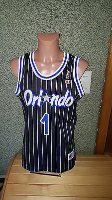 NBA Trikot Orlando Magic A. Hardaway Jersey Maglia Champion Maillot Shirt M 44