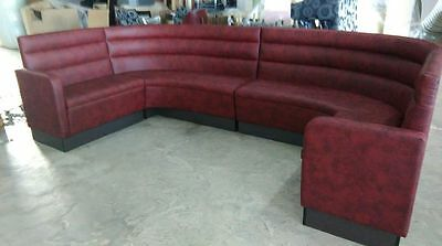 Fixed seating, chair, table, sofa, booth, restaurant, bespoke, pub, cafe, bar,