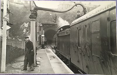 31487 At Dover Priory Kent 1960's- Real Photo. Old Rare Item - See Listing