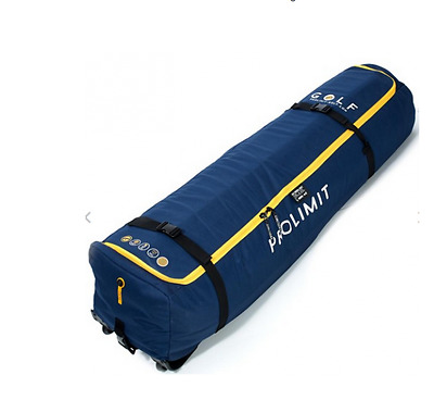 Prolimit Kiteboard Kitesurf Travel Bag Wheeled Golf Light 140Cm Kitesurfing Navy