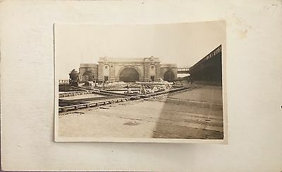 Photo Of Dover Marine Kent 1900s?- Real Photo. Very Old Rare Item - See Listing