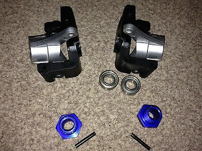 Kyosho Inferno Neo Mp7.5 Us Sports Blue Left & Right Front Hubs If221, If7 If145