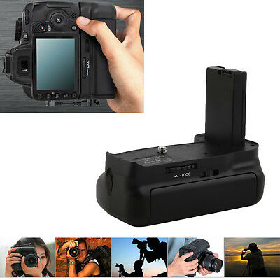 HOT BG-2F Vertical Battery Grip Holder for Nikon D3100 D3200 D3300 NEW CZ