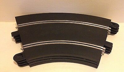 4 x Scalextric Sport C8206 Standard Curve  Post Discount For Multiple Purchase