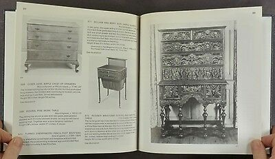 Antique American Colonial Furniture - Whiting Collection 1972 Auction Hardcover