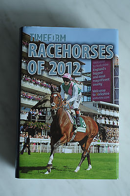 racehorses of 2012