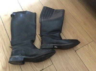 Harry Hall Riding Boots Size 7