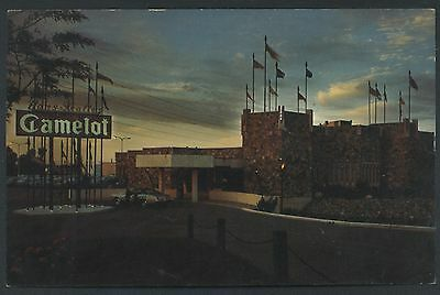Camelot Restaurant Minneapolis Minnesota Postcard