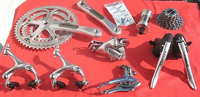 2001 Campagnolo Veloce Triple 3x9 Speed complete Group Set - NOS