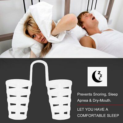 Stop Snoring Cones Breathe Easy Congestion Aid Anti Snore Nasal Dilator CZ
