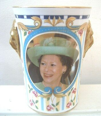 Quality Caverswell Limited Edition Princess Margaret 70th Birthday Cup. 116/5000