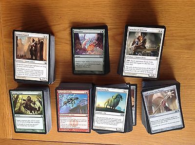 magic the gathering collection (over 600 Cards)
