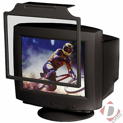 Banner Hanging Glass CRT Monitor Screen Filter 16-17 inch