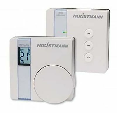 Horstmann HRT4-ZW Wireless Digital Room Thermostat With ASR-ZW Receiver RF