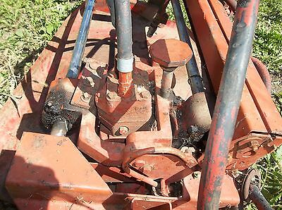 Gehl Silage Chopper Forage Harvester Knife Sharpener Model Hs 780