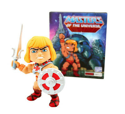 The Loyal Subjects Master of The Universe MOTU - He-Man Worldwide Free S/H