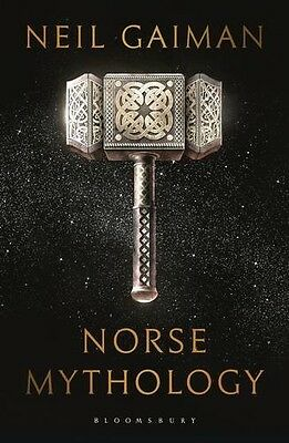 Signed Book - Norse Mythology by Neil Gaiman First Edition