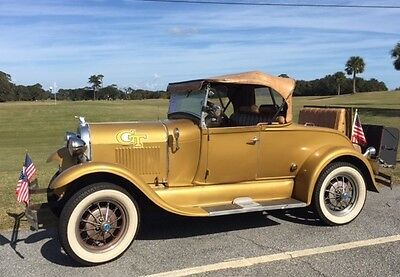 1929 Ford Model A  1929 Ford Model A Roadster Shay