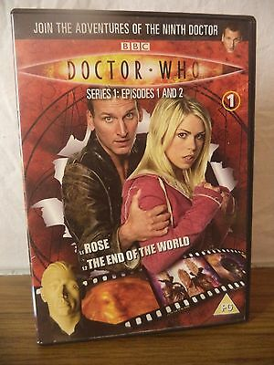 Dr Who S1 Ep 1+2 9Th Doctor - Dvd
