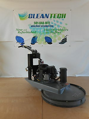 PBU Propane Floor Buffer Burnisher 27""