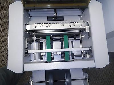 MBM Sprint 5000 Bookletmaker and Face Trimmer
