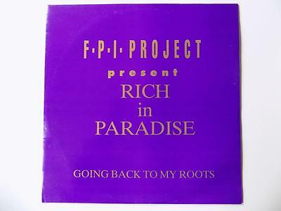 F.P.I. Project Presents Rich In Paradise - Going Back To My Roots