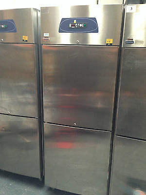 Electrolux Stainless Steel Large Twin Door Single Compartment Fridge