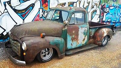 1953 GMC  1953 GMC rat rod ..LS SWAPPED!!!! DAILY DRIVER!!!