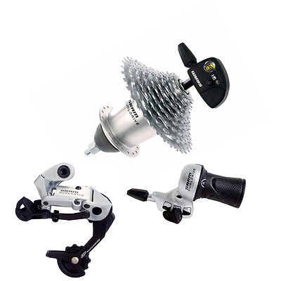 SRAM Dual Drive 3 bundle INCLUDES hub, shifter and Derailleur(NEW)