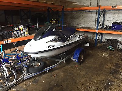 Yamaha Gpr 1300  Jet Ski 2003/2004 100 Hrs Blue And White Fully Working
