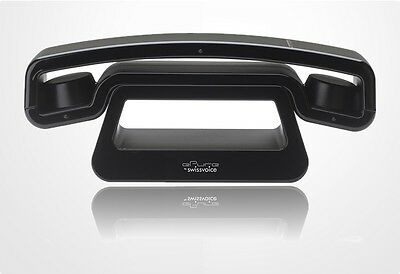 Swissvoice ePure Cordless DECT Telephone Black - Grade A condition